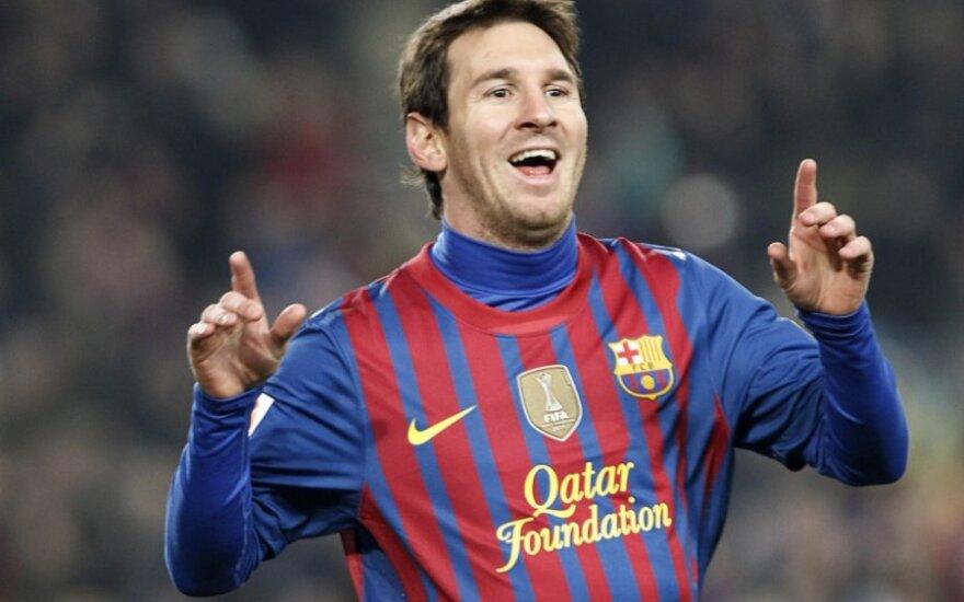 """Ispanijoje """"Real"""" ir """"Barcelona"""" klubai šventė pergales"""