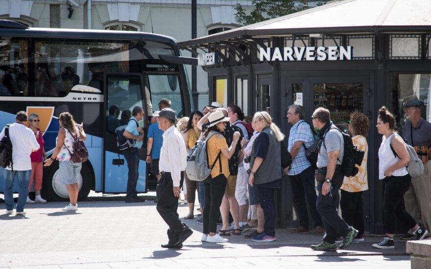 Lietuviškos kainos – turistų iš užsienio akimis: Varšuvos neprimena, primena Paryžių