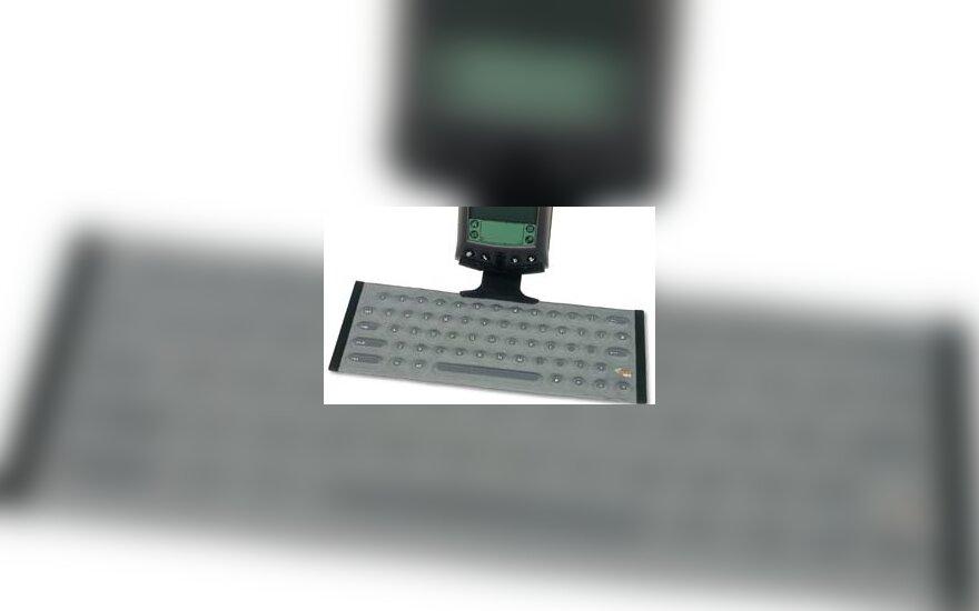 Medžiaginė klaviatūra