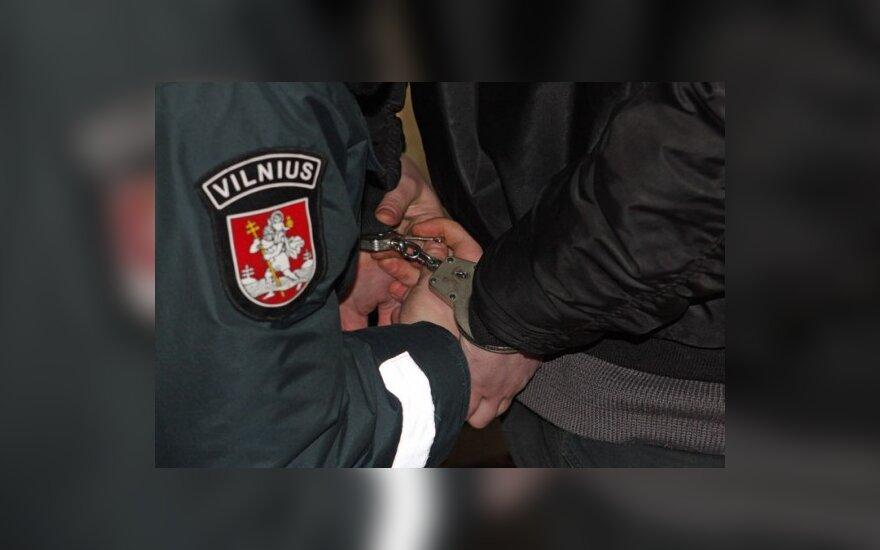 Suimtas japoną Vilniuje peiliu subadęs 14-metis plėšikas