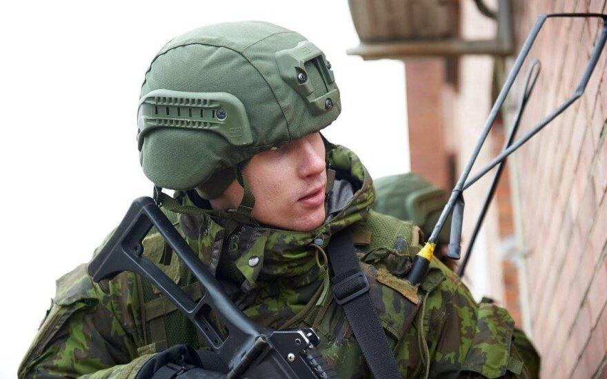 Panevėžyje – neeilinės karinės pratybos