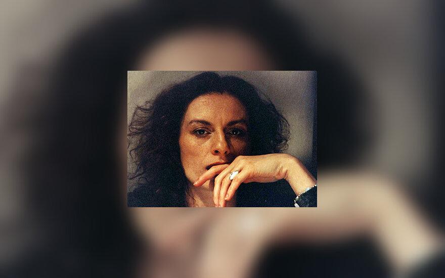 Aktorė Daiva Stubraitė