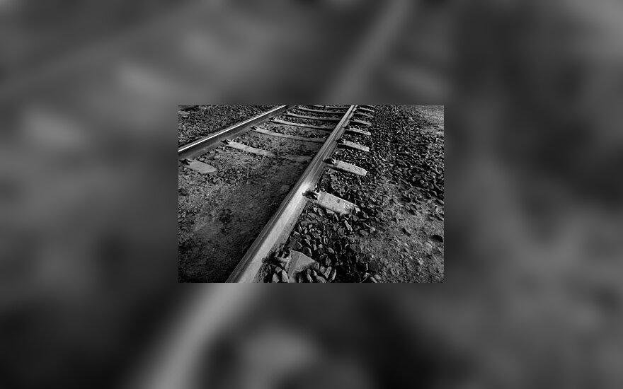 Geležinkelis, bėgiai