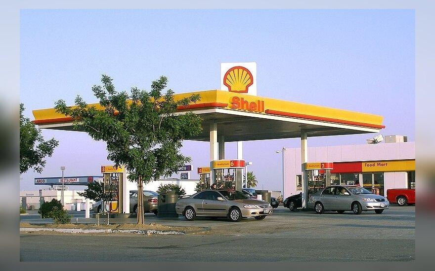 """Shell"" keičia strategiją"