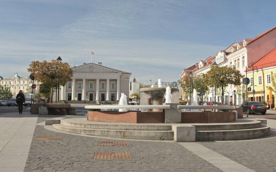 Vilniaus rotušė imasi pagrindinės salės remonto