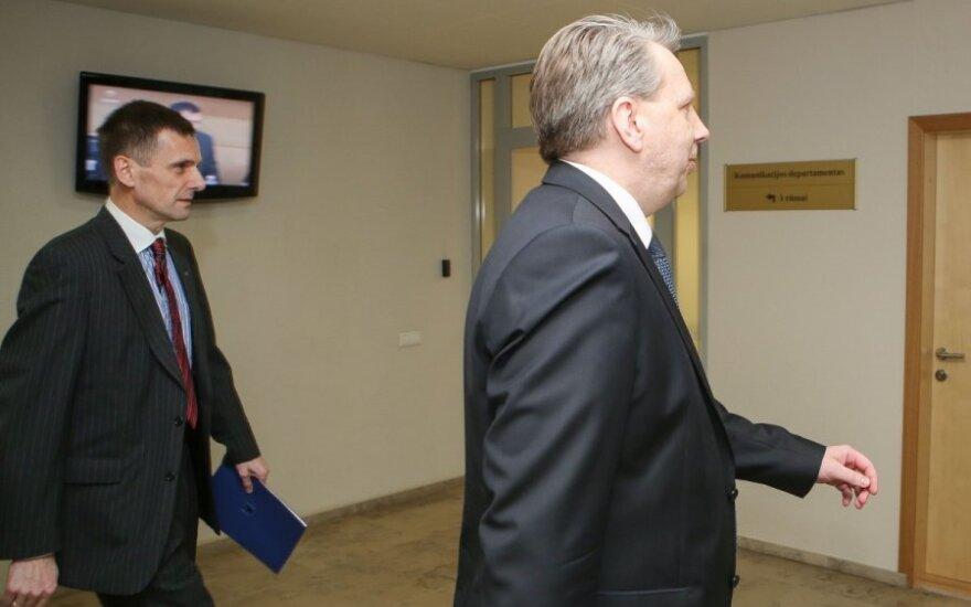 Seimas apsisprendė dėl generalinio prokuroro likimo