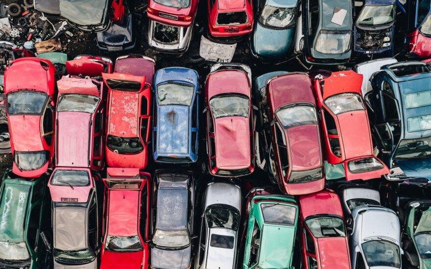 Automobilių atliekos