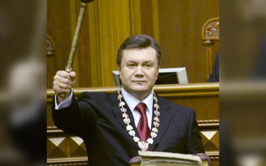 Ukraina nepripažins Gruzijos separatistinių regionų nepriklausomybės