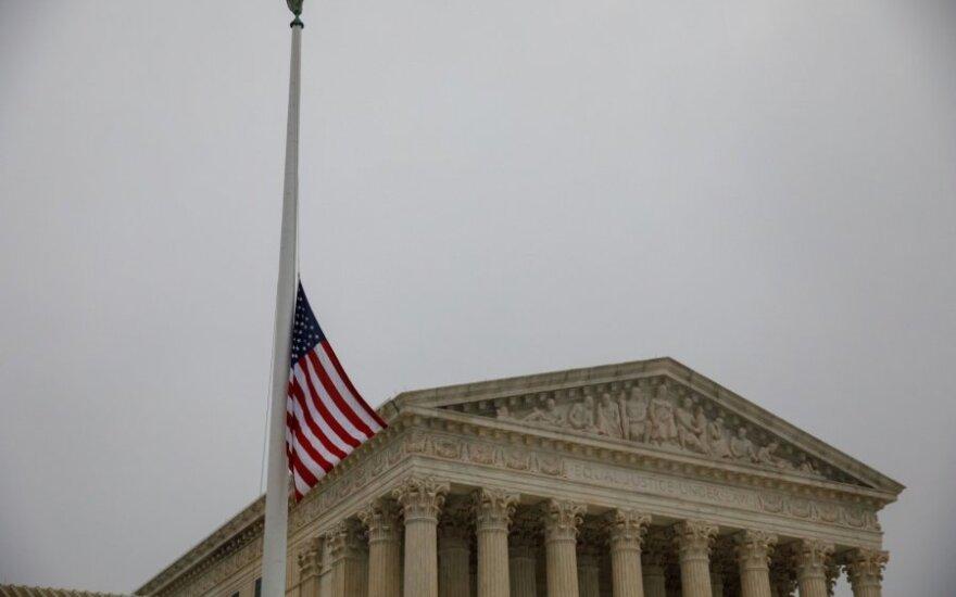 Gedint velionio George'o H. W. Busho virš JAV Aukščiausiojo teismo