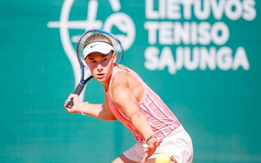 Vilniuje – ITF Women's World Tennis Tour serijos teniso turnyras