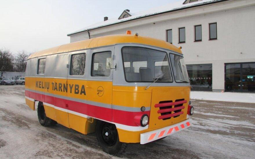 Autobusas KAG-33 KT. LAKD nuotr.