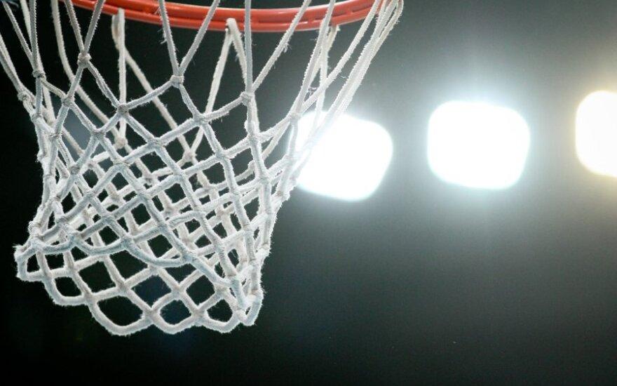 """Atėnų """"Panionios"""" klubą papildė naujokas iš NBA"""