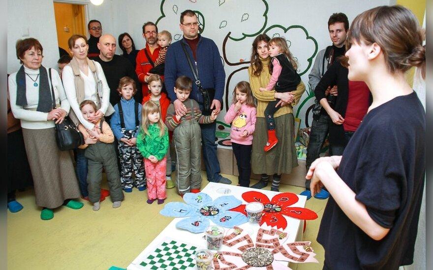 """""""Žaliųjų žaidimų"""" paroda Žaislų muziejuje / M. Mikulėno nuotr."""