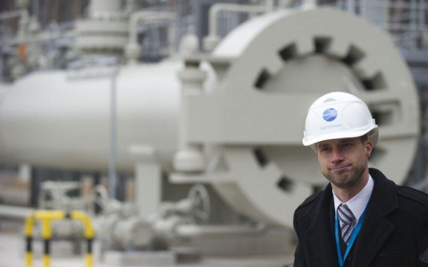 """Estijos parlamento pirmininkas taip pat pasisakė prieš """"Nord Stream 2"""""""