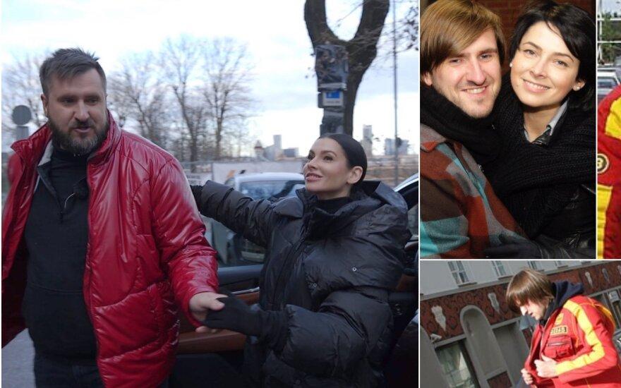 Agnės Jagelavičiūtės ir Gedimino Jauniaus duetas
