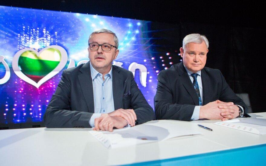 Audrius Siaurusevičius, Vytautas Grubliauskas