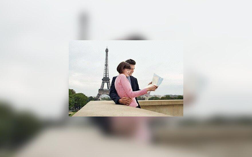 Pora Paryžiuje