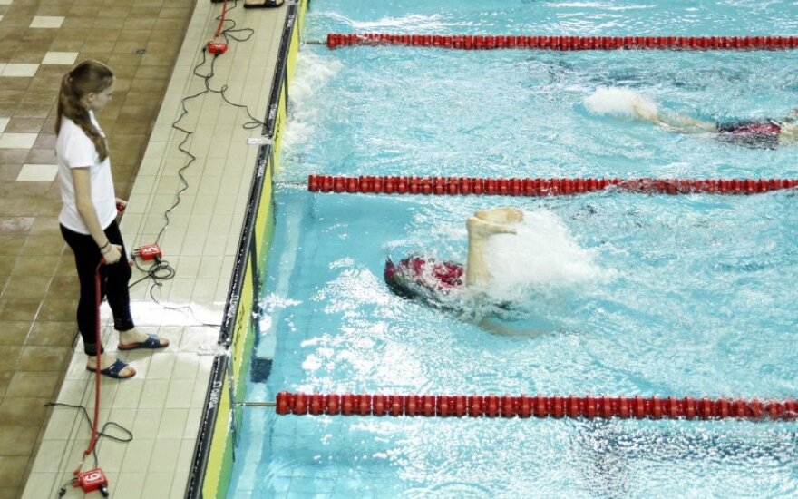 Europos jaunimo plaukimo pirmenybėse P. Strazdas finišavo penktas
