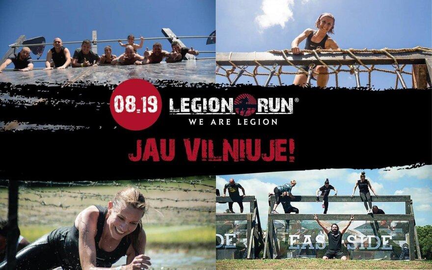 """Legion Run"""
