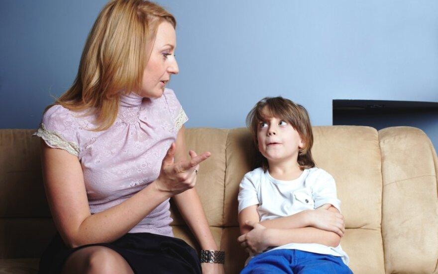 Neuromokslininkai nustatė, kaip reaguoti į blogą vaikų elgesį, kad jis nebesikartotų