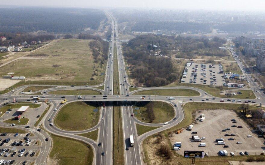 Grandiozinė A1 rekonstrukcija prasideda: vairuotojams prireiks kantrybės