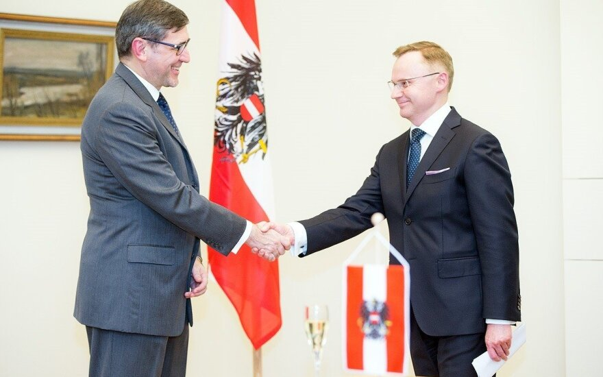 Honorary Consulate of Austria opens in Vilnius