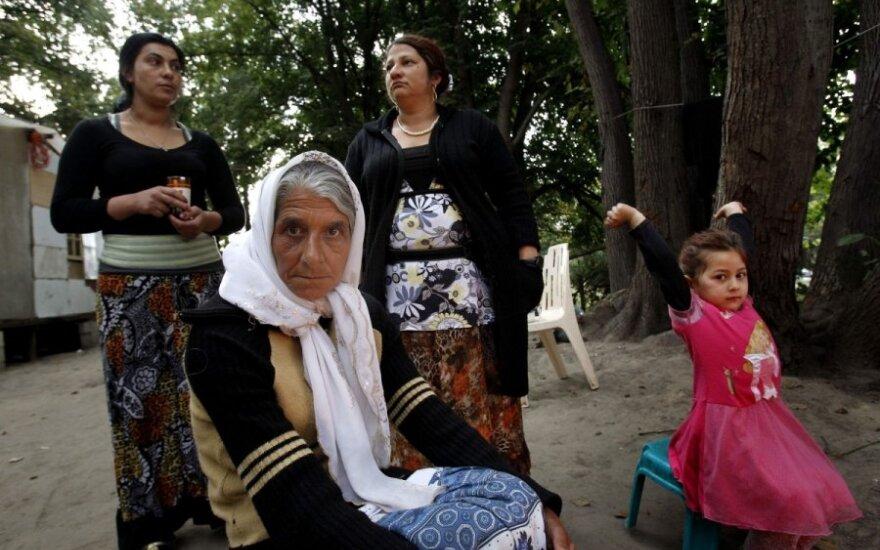 Aukso gysla Bulgarijoje: ketinama versti romus apsimesti pabėgėliais iš Sirijos