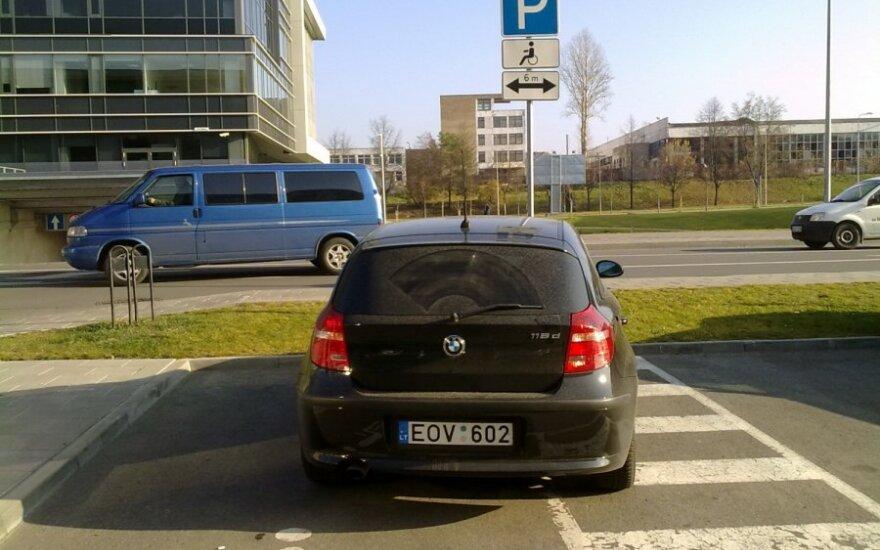 Vilniuje, J.Balčikonio g. 3. 2011-11-03