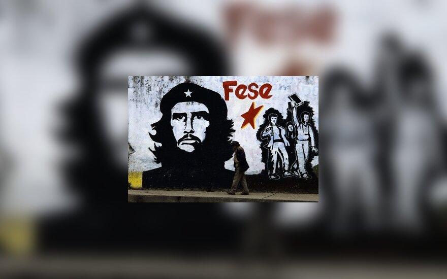 Lenkijoje Che Guevara - nepageidaujamas