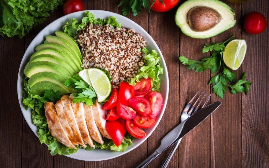 Dietologė: šie produktai rudenį sustiprins imunitetą ir padės jaustis žvaliems