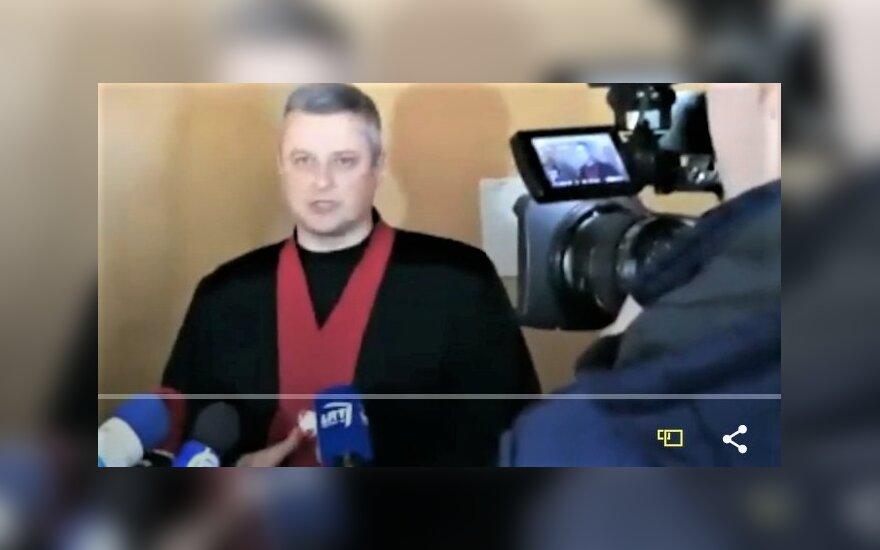Nutylėtas skandalas: Klaipėdos prokuroras spaudžiamas išeiti?