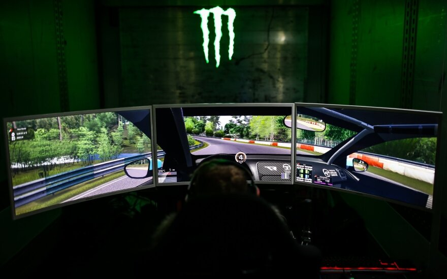 Virtualios lenktynės