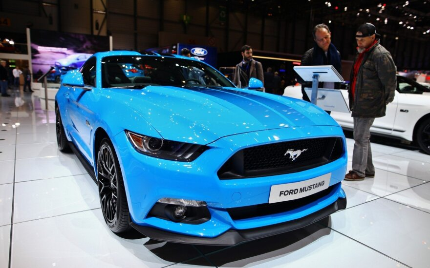 """Ford Mustang"""