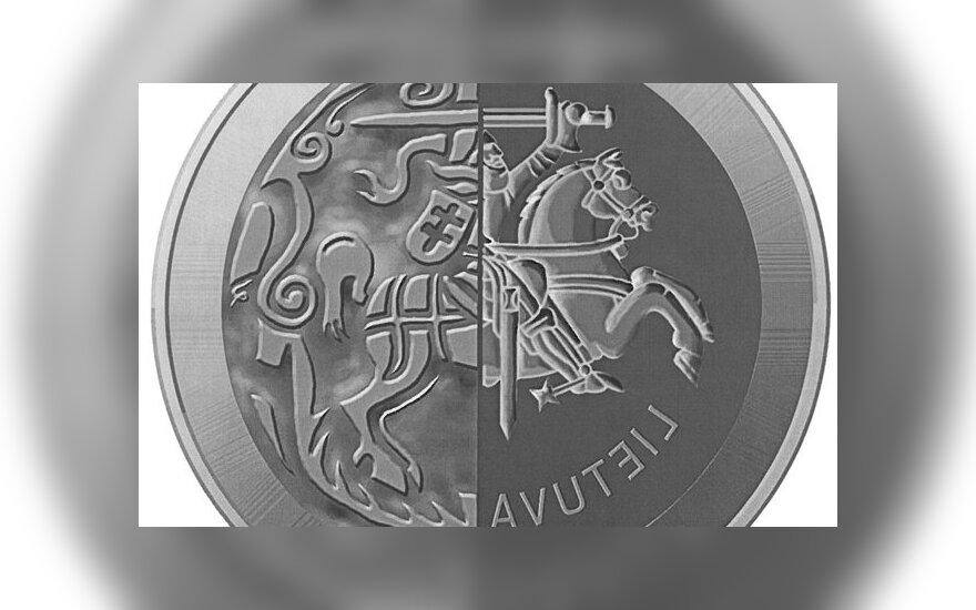 Jau žinoma, kaip atrodys pirmoji lietuviška kolekcinė eurų moneta