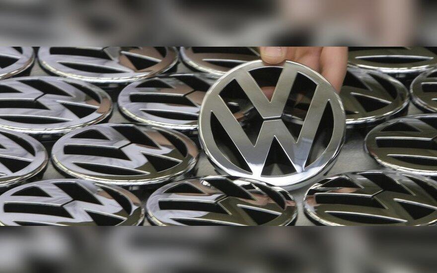 """""""Volkswagen"""" susitarė su GAZ dėl bendradarbiavimo"""