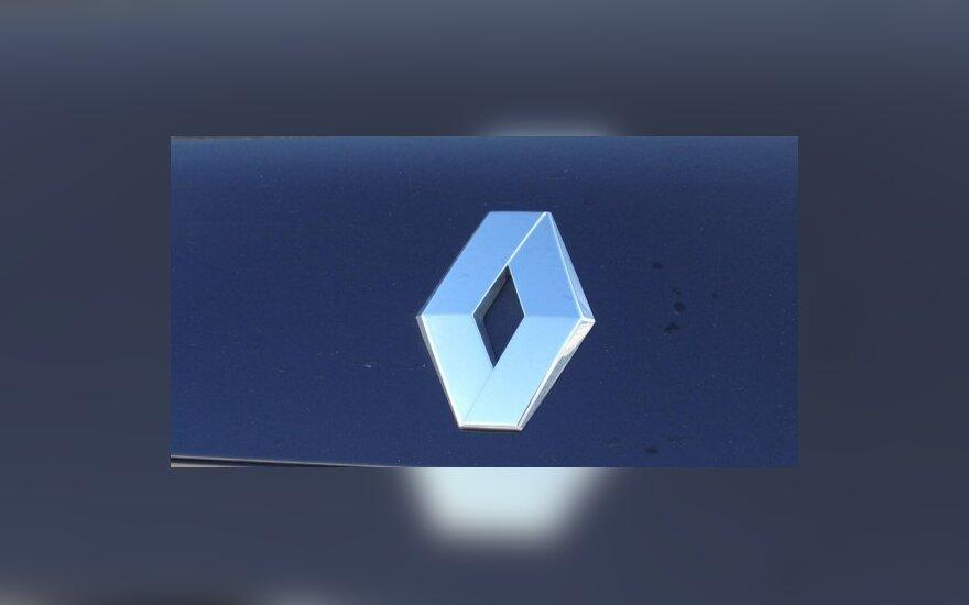 """""""Renault"""" kompanija įvertinta Pietų Afrikoje"""