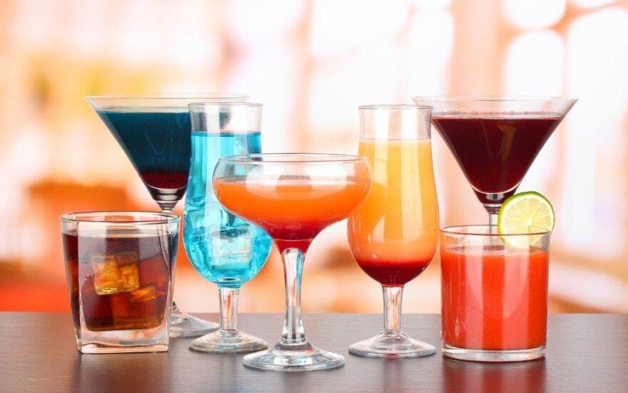 Nemaloni tiesa: koks iš tiesų yra alkoholio poveikis figūrai