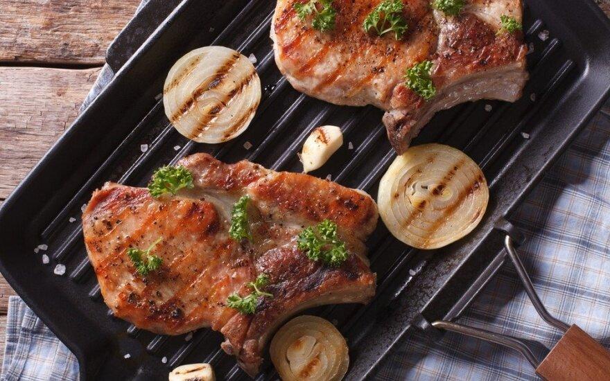 Parduotuvėje marinuota mėsa: pirkti ar vengti?