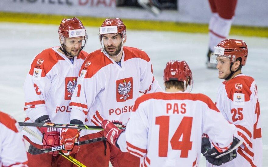 Lenkijos ledo ritulio rinktinė