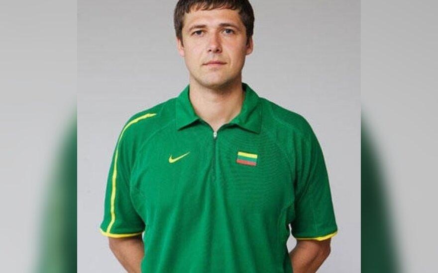 D.Kairio treniruojamas klubas tapo Latvijos lygos lyderiu