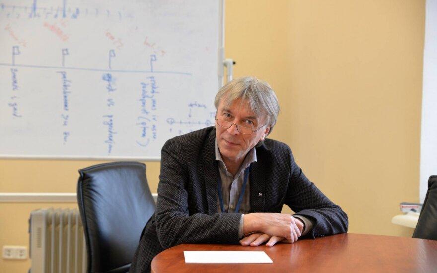Doc. dr. Alfredas Chmieliauskas