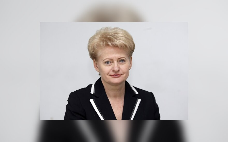 Pirmojo vizito D.Grybauskaitė skris ekonomine klase