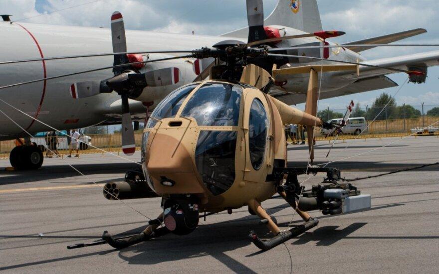 """Sraigtasparnis """"Boeing AH-6"""""""