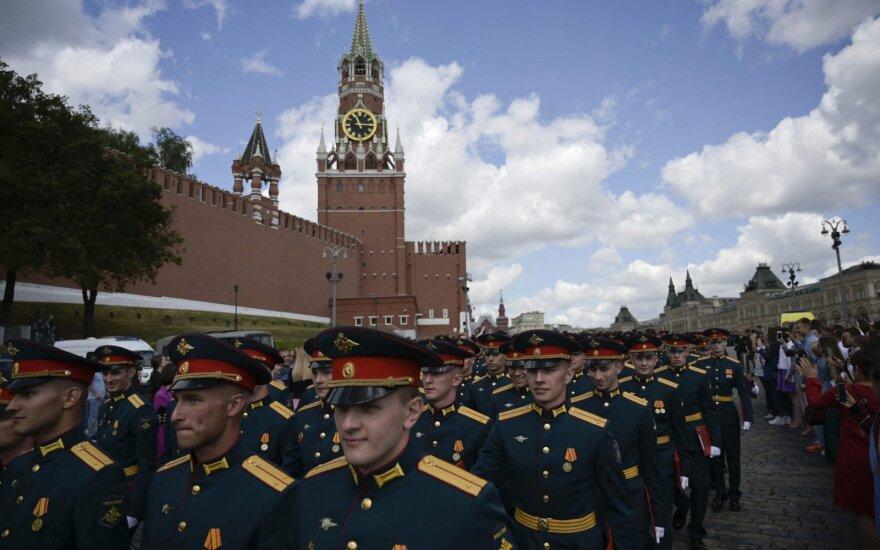 Šaltiniai apie naują taikinį Vokietijoje: Kremlius turi priemonių pakenkti