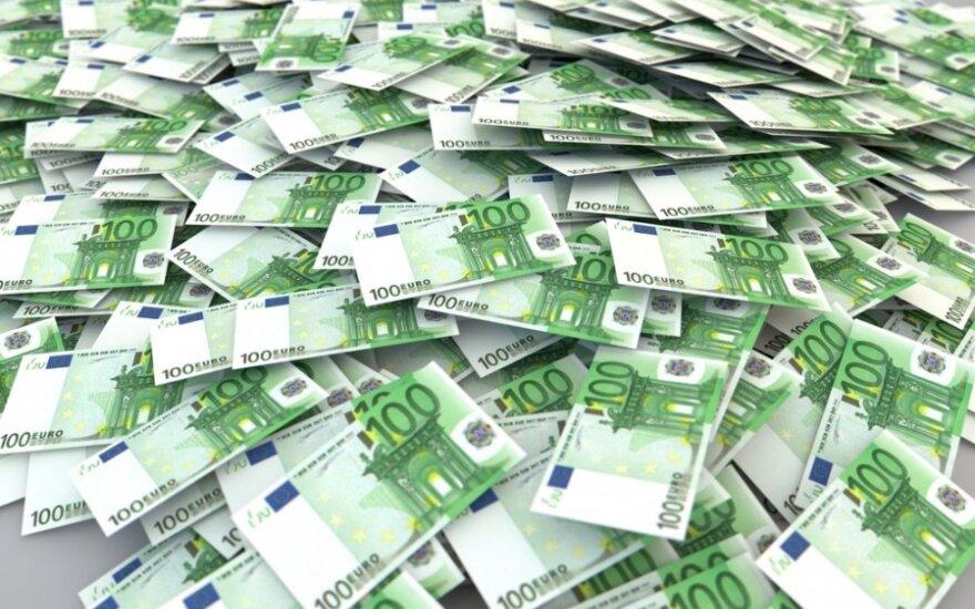 EP nesutinka dar labiau mažinti kitų metų ES biudžeto