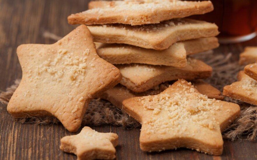 Grietininiai sausainiai
