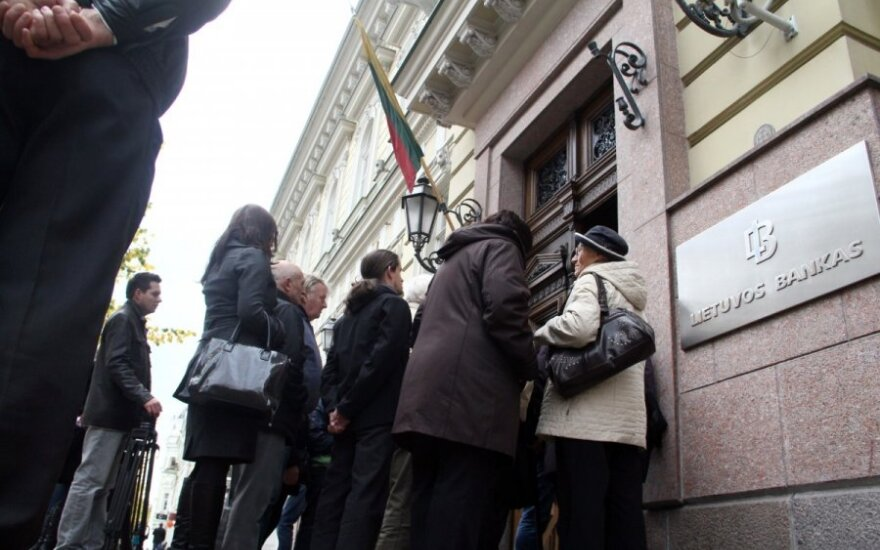 Non-residents own 24 percent of total shares issued in Lithuania