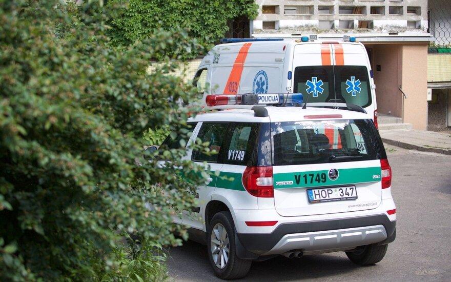 Panevėžyje – dar viena tragedija: vyro lavonas rastas beveik toje pačioje vietoje, kur buvo subadytas gimnazistas