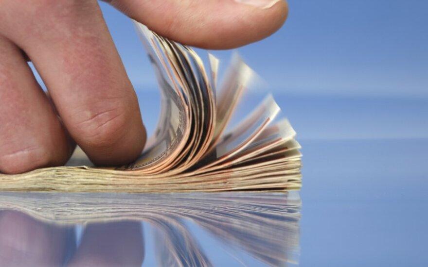 Ką verslininkui patartų pelningiausios pasaulio kompanijos atstovas?