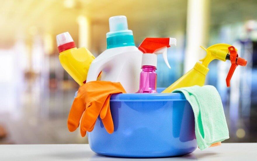 5 vietos, kurias pamirštame išvalyti arba valome netinkamai
